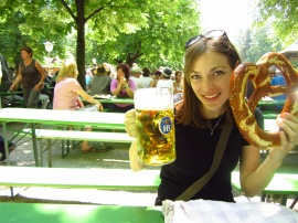 So many beer gardens in Munich... would live there if I could.