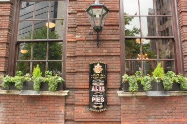 Ales and pies...yes please!