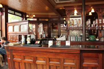 So many wonderful wooden bars throughout the UK