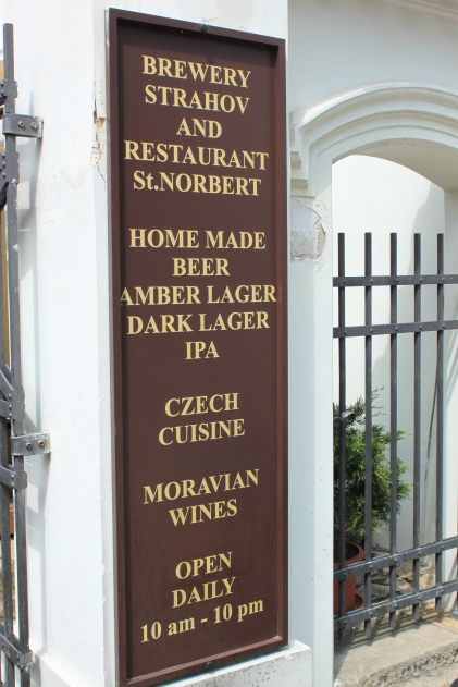 Our favorite in Prague - Strahov Monastery - A must do!
